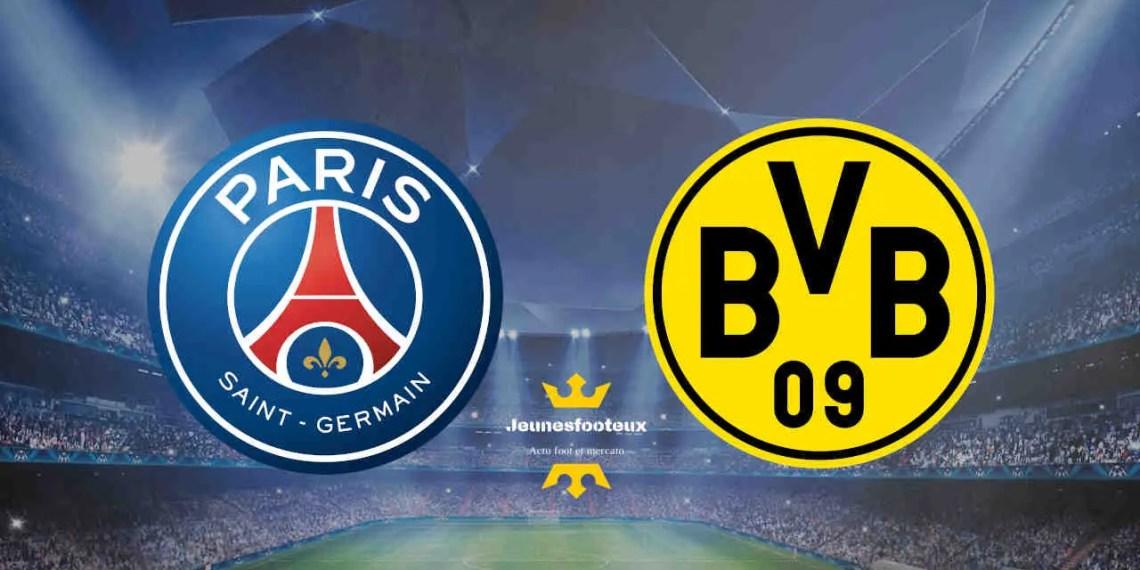 Comment regarder PSG vs Dortmund en streaming