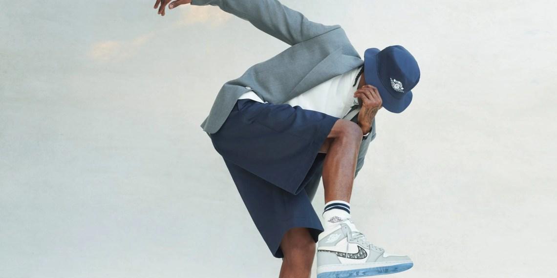 Le Dior x Air Jordan 1 High sera limité à seulement 8 500 paires