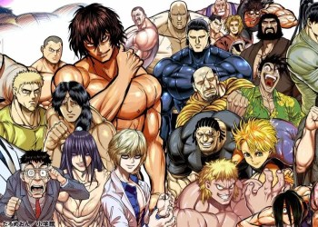 Date de sortie et spoilers du chapitre 54 de Kengan Omega