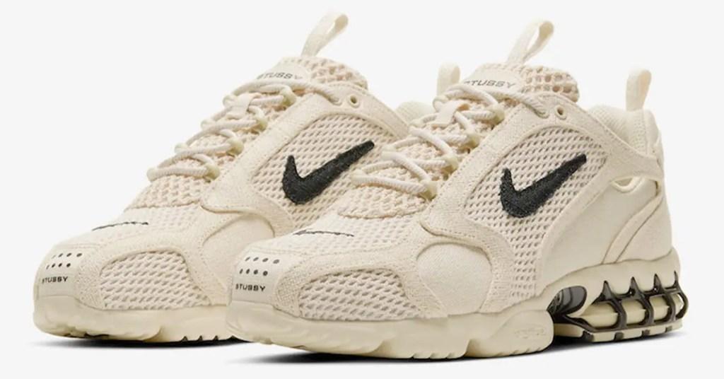 Vocii Où acheter la Stüssy x Nike Air Zoom Spiridon Caged 2