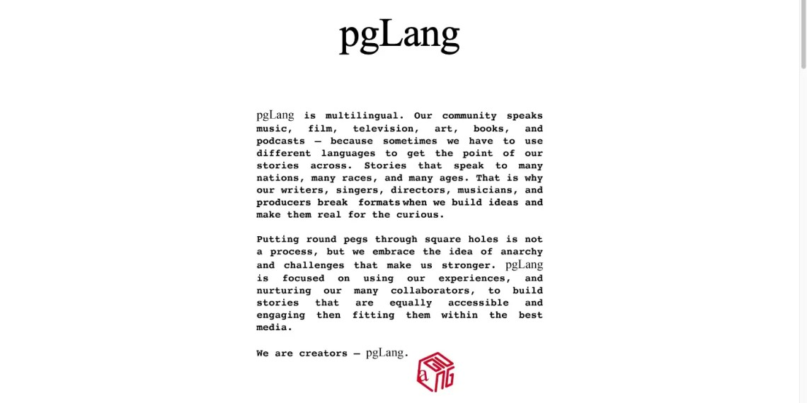 """Kendrick Lamar relance les spéculations sur son album après le lancement de """"pgLang""""."""