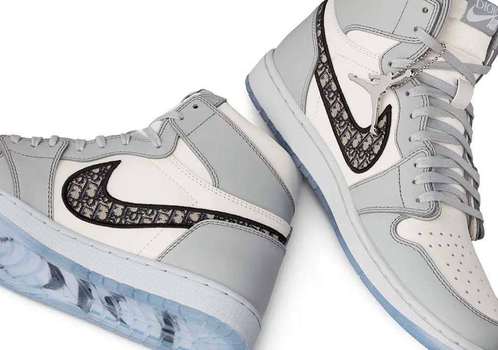 Dior x Air Jordan : les détails de la collection sont dévoilés