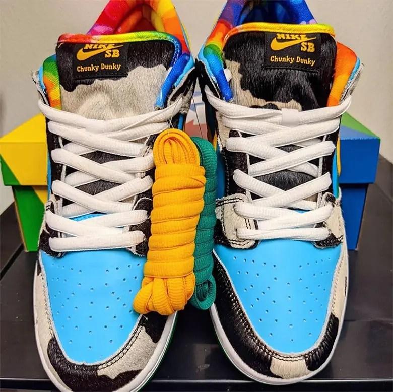 "Ben & Jerry's et Nike SB vont sortir une ""Chunky Dunky"" Dunk"