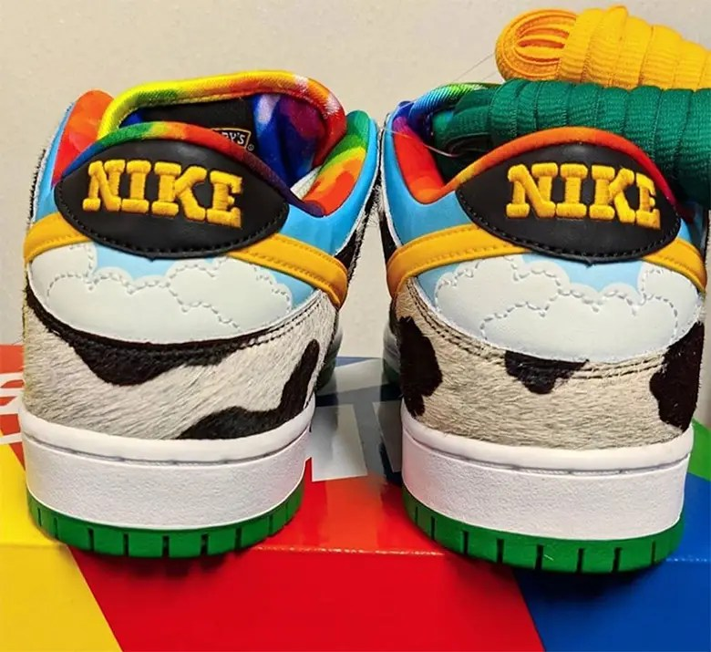 "Ben & Jerry's et Nike SB vont sortir une ""Chunky Dunky"" Dunk"
