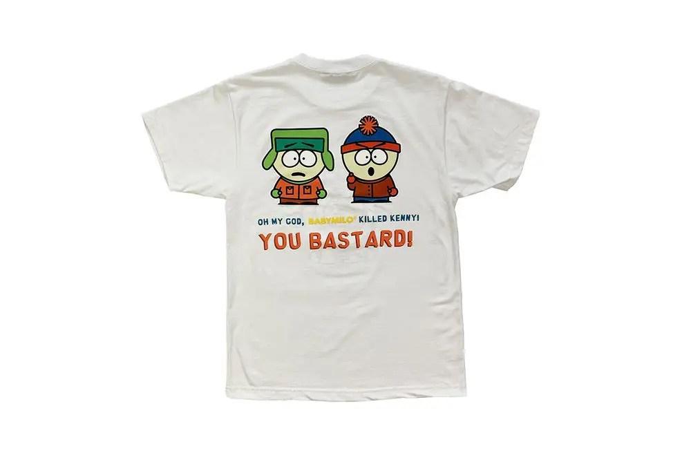 Bandulu Street Couture imagine South Park dans un monde BAPE