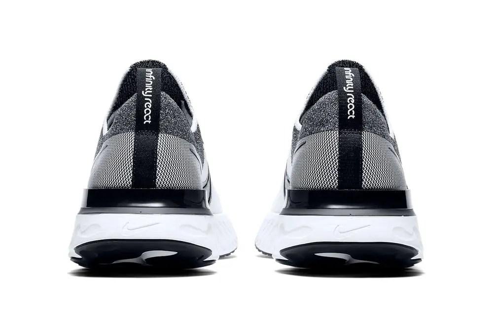 Nike React Infinity Run passe en mode dégradé