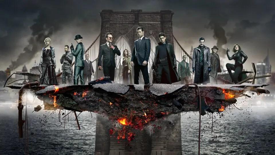 Gotham Saison 6 : épisode 1 - streaming
