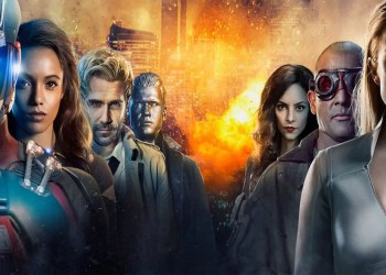 DC's Legends of Tomorrow Saison 6 : épisode 1 - Update