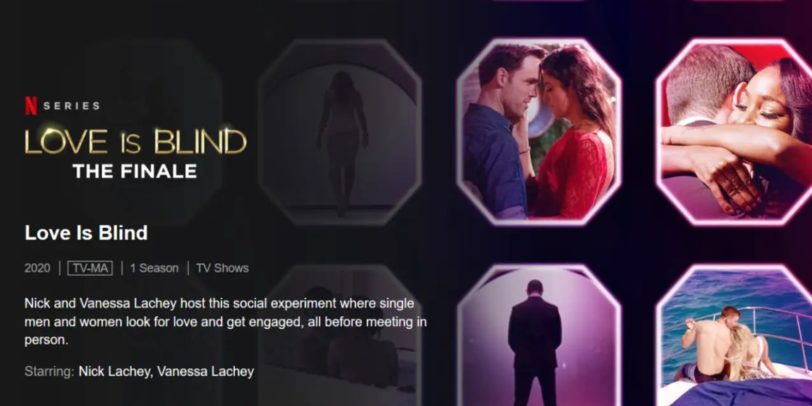 """Spoiler : les couples de """"Love Is Blind"""" se seraient mariées depuis plus d'un an"""