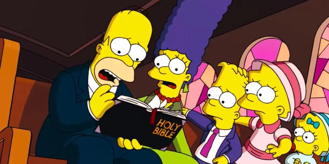 Les Simpsons avaient-ils prédit l'isolement du coronavirus de Tom Hanks ?