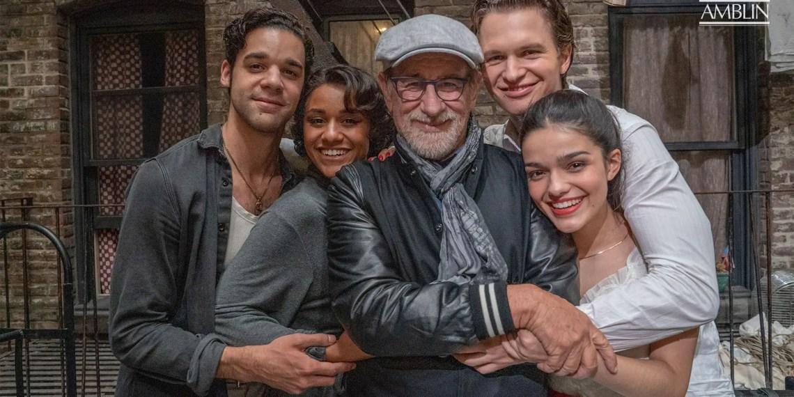 «West Side Story» Voici les premières images du prochain film de Steven Spielberg.