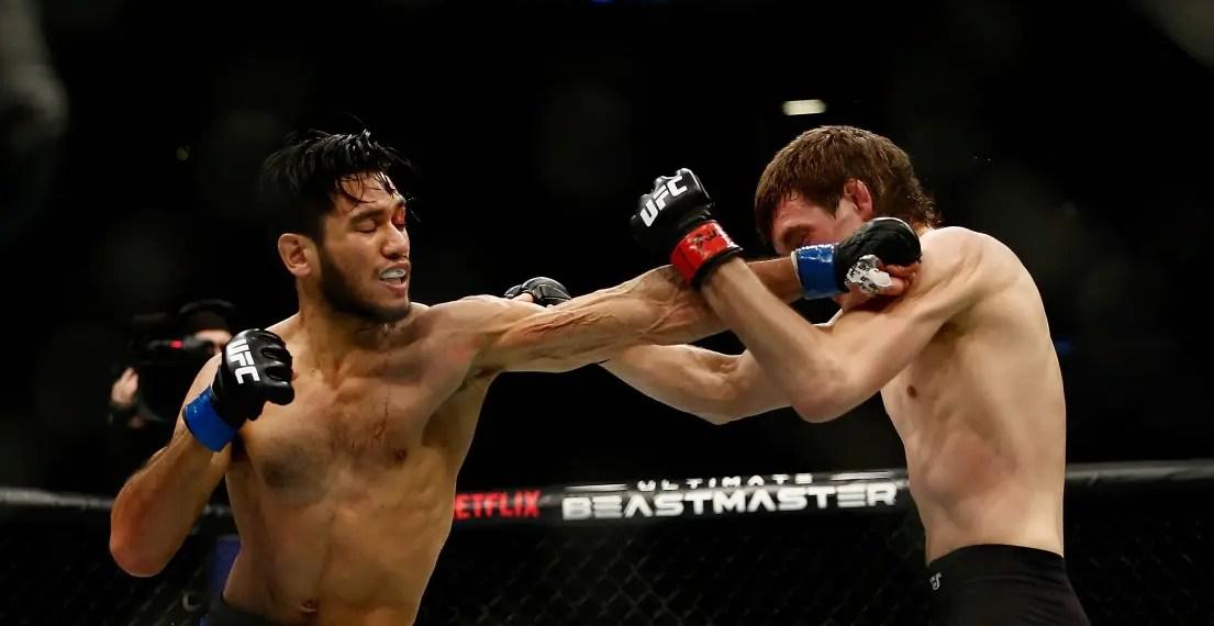 Le président de l'UFC veut organiser des combats sur une île privée