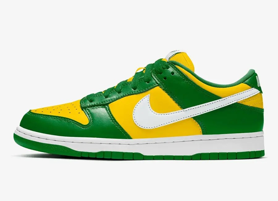 "Nike Dunk Low SP ""Varsity Maize"""