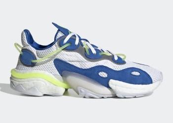 La Adidas Torsion X dévoile son Colorway des années 90