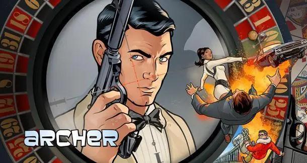 Archer Saison 11 Date de sortie retardée - Détails