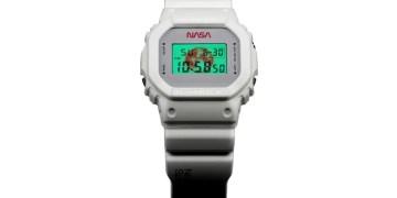 G-SHOCK lance la montre DW-5600 sur le thème de la NASA