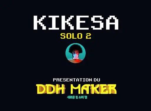 Kikesa laisse ses fans choisir son futur morceau