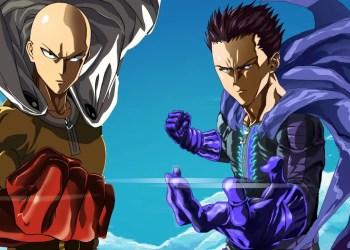 One Punch Man révèle le fils du héro n°1 Blast dans le nouveau chapitre du webcomic