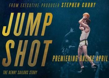 """Découvrez """"JUMP SHOT """"Le nouveau docu de Steph Curry"""