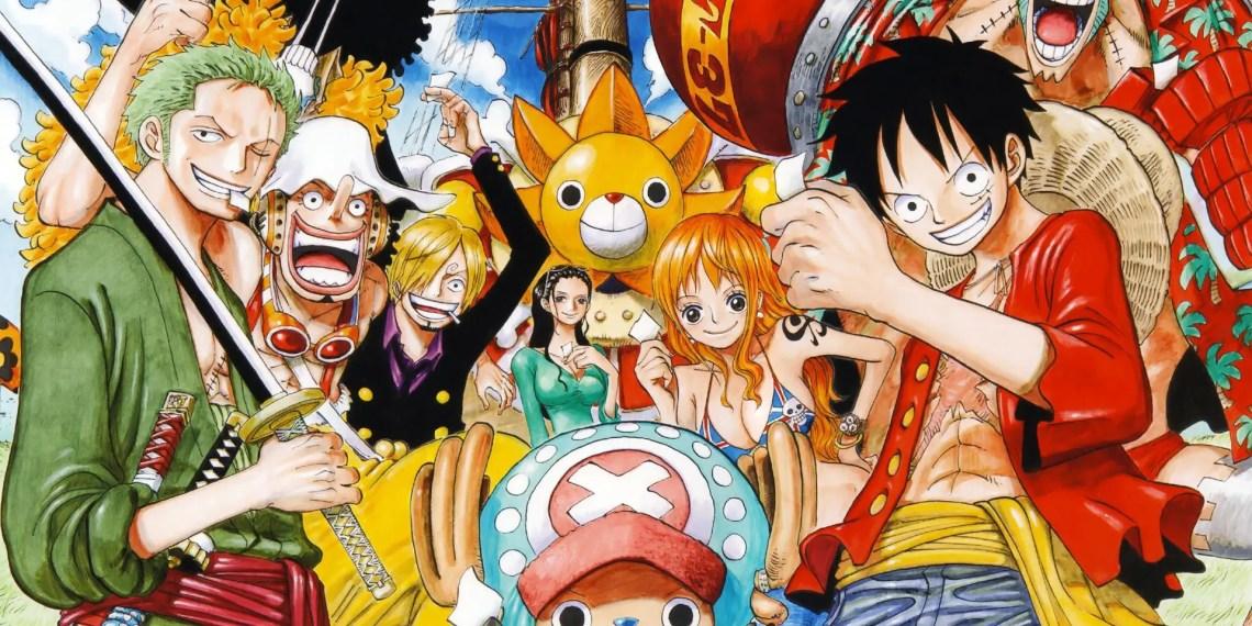One Piece Chapter 978 Retardé !