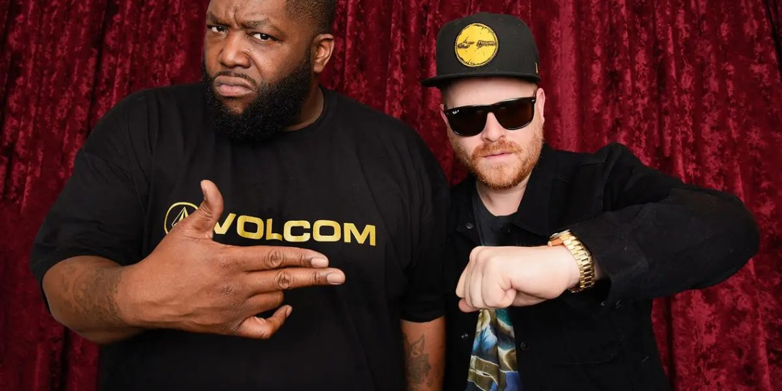 Run The Jewels revient avec le clip de « Ooh La La »
