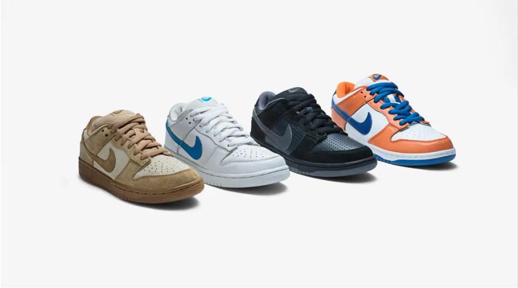 Nike Dunk SB: Retour sur la renaissance d'une sneaker