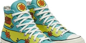 Une collaboration Converse x Scooby-Doo sur les Chuck 70