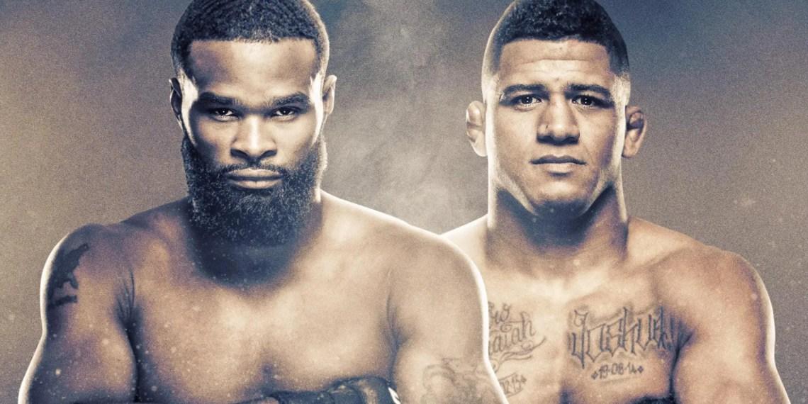 Comment regarder l'UFC Fight Night : Woodley vs Burns en streaming