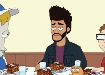 The Weeknd interprète «I'm a Virgin» dans American Dad