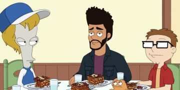 The Weeknd interprète « I'm a Virgin » dans American Dad
