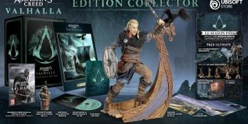 Assassin's Creed Valhalla : Les détails de l'édition Collector !