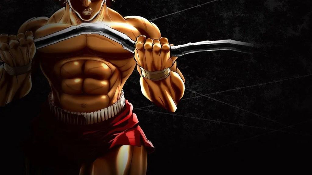 """Netflix dévoile une nouvelle bande-annonce pour """"Baki : The Great Raitai Tournament Saga""""."""