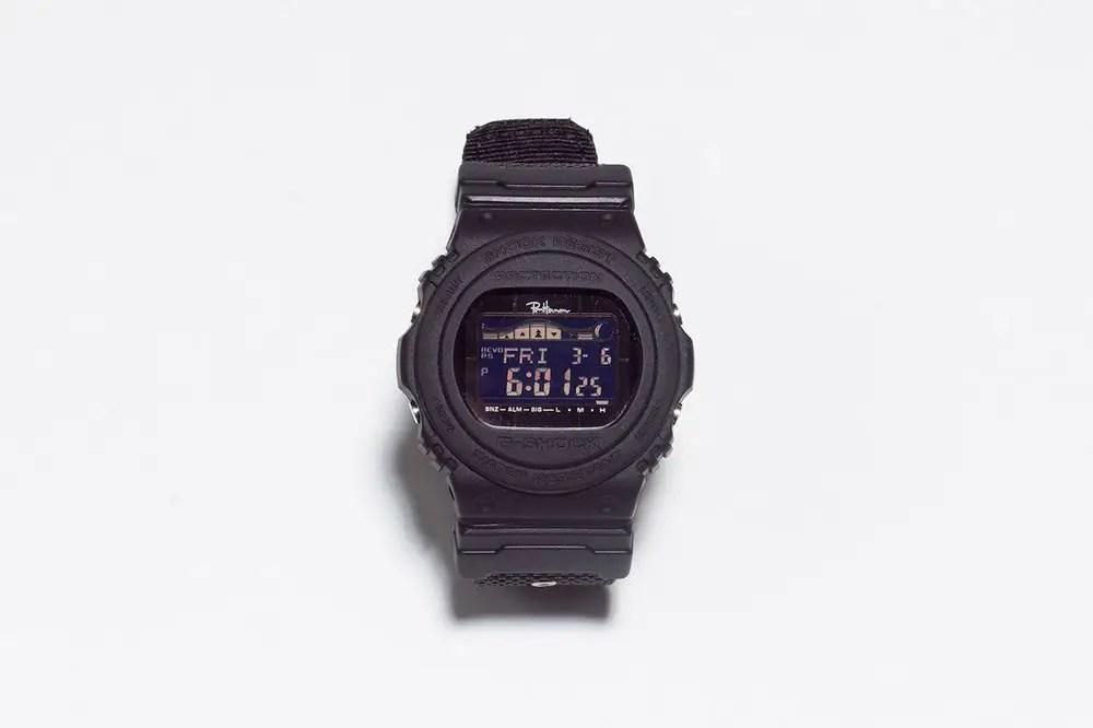 Ron Herman s'associe à G-Shock pour la montre GWX-5700