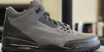 Hiroshi Fujiwara dévoile le design inédit x Air Jordan 3