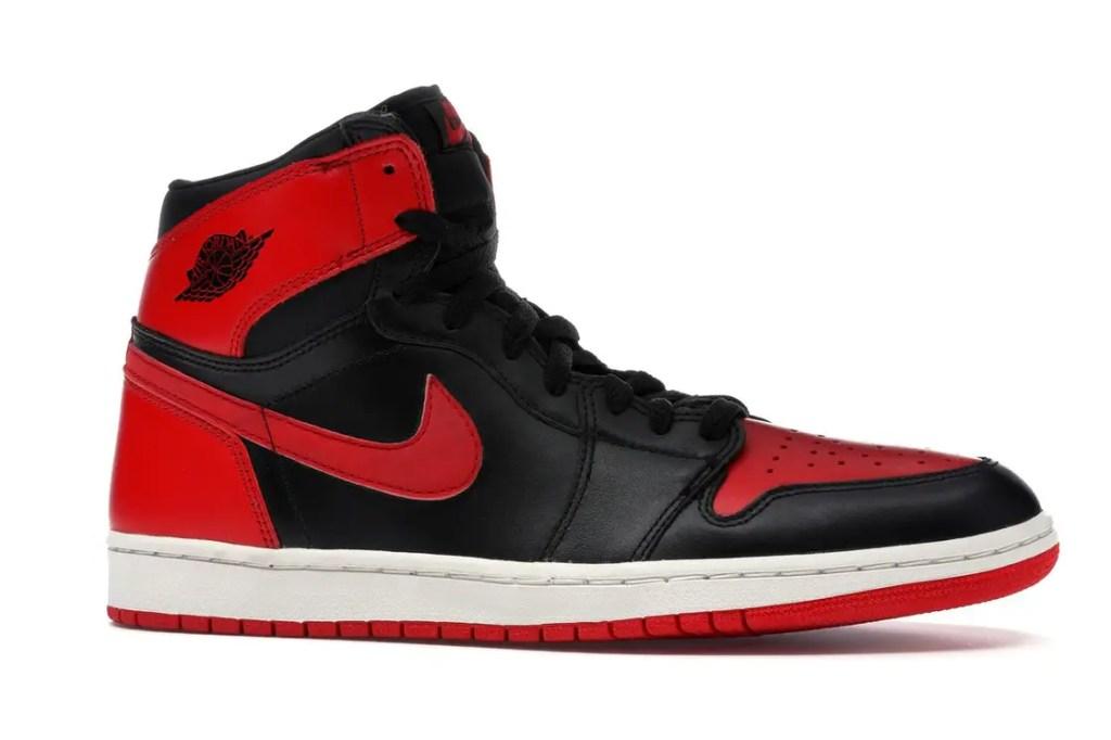 Air Jordan 1 « Banned » : retour sur l'histoire d'une paire mythique