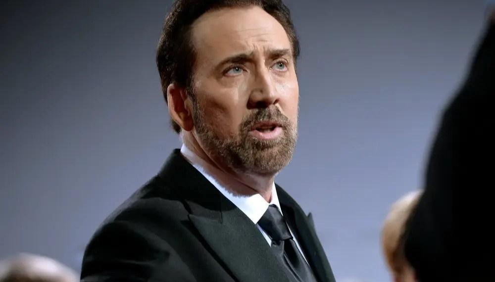 Nicolas Cage incarnera Joe Exotic dans une série télévisée