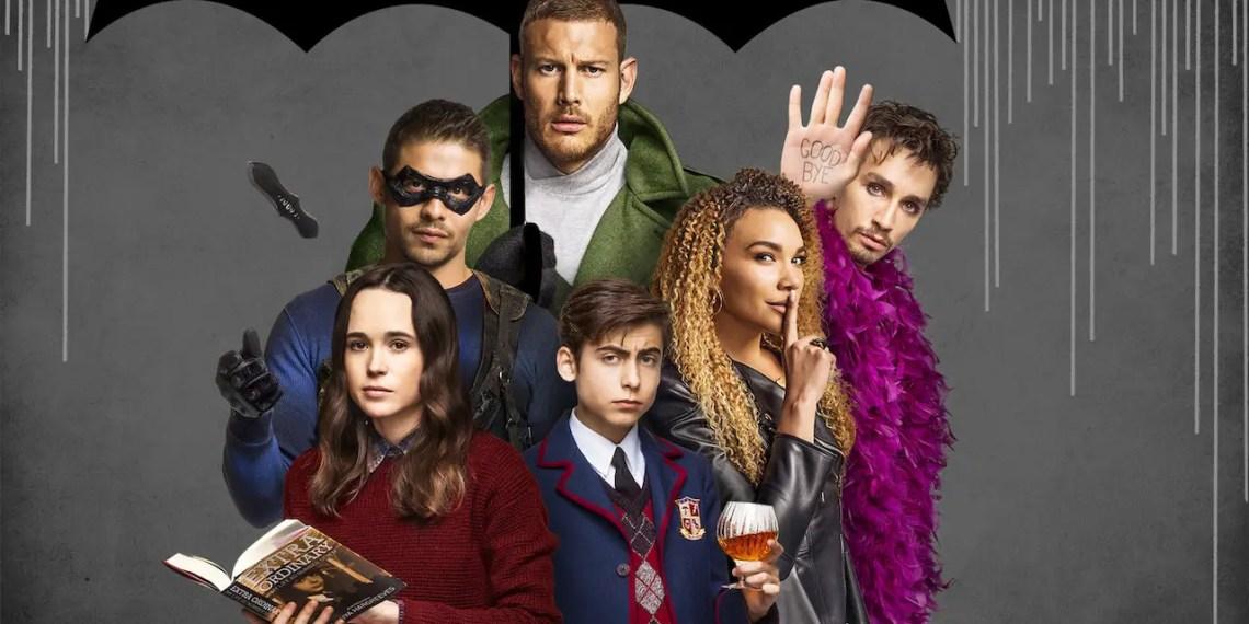 Netflix en dévoile plus pour la saison 2 de « Umbrella Academy »