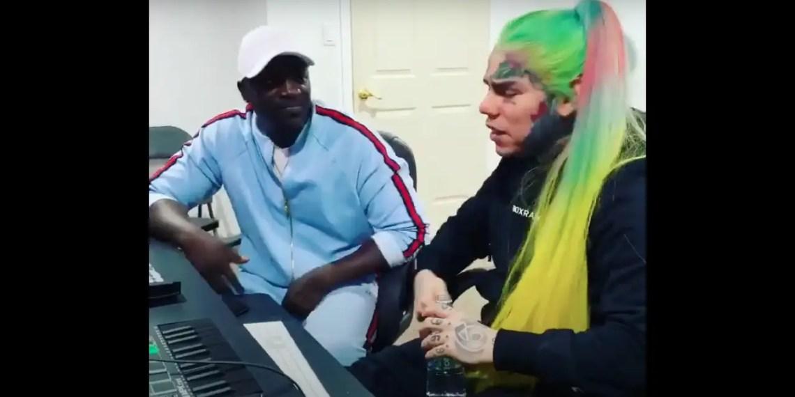 6ix9ine et Akon s'associent pour le remix de « Locked Up »