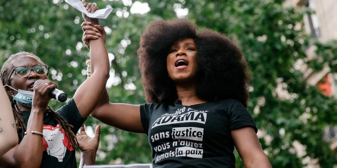 Assa Traoré sera récompensée au BET Award pour sa lutte contre le racisme et les violences policières