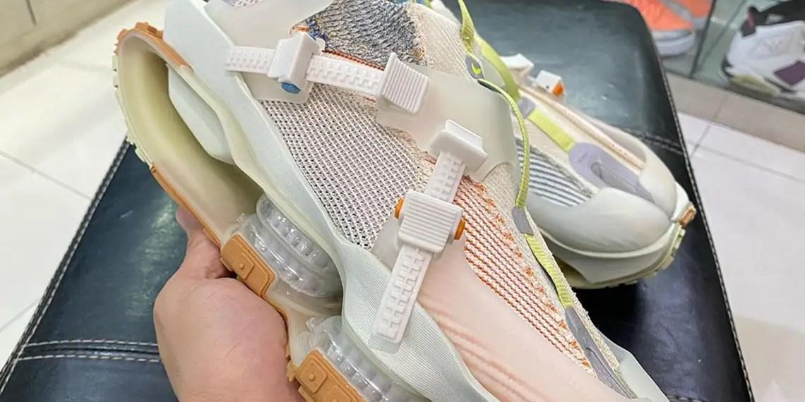 Une nouvelle Nike ISPA limitée a 8000 exemplaires !