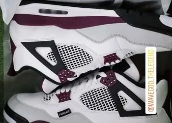 Le PSG et Jordan Brand s'associent pour une Air Jordan 4