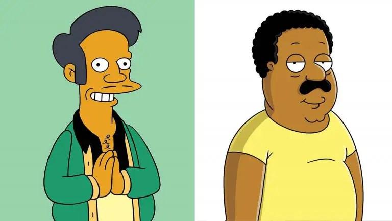 Les Simpsons et Family Guy ne feront plus appel à des acteurs blancs pour interpréter des noirs
