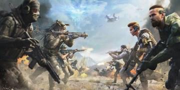 """La saison 4 de """"Call of Duty : Warzone"""" présente un nouveau mode 50v50..."""