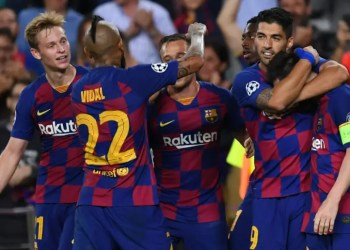 Streaming : FC Barcelone contre Séville en direct - Liga 2020