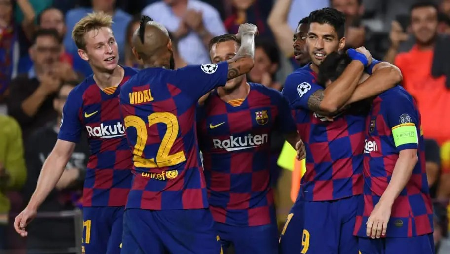 Streaming : FC Barcelone contre Séville en direct - Liga 2020