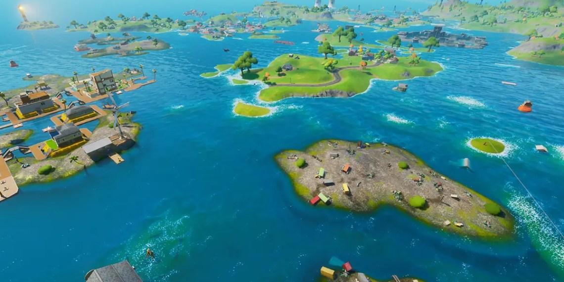 Fornite : une nouvelle map et de nombreuses nouveautés pour la saison 3