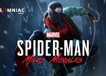 """PS5 """"Spider-Man : Miles Morales"""" : les détails dévoilés"""