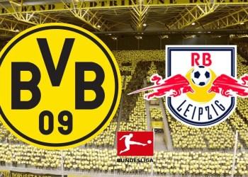 Regarder RB Leipzig vs Borussia Dortmund en live streaming