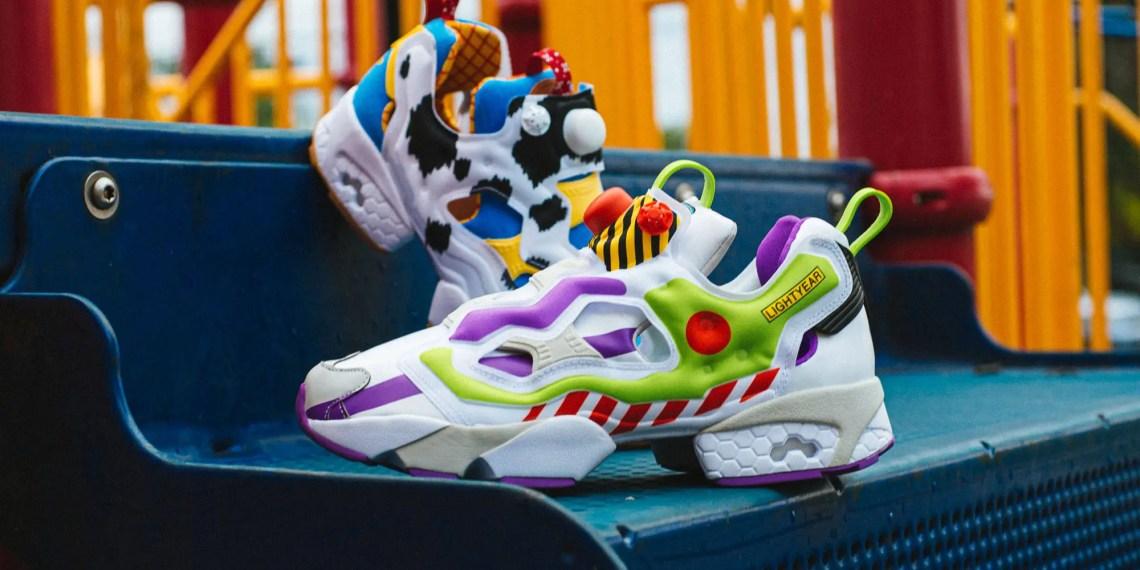 Toy Story x BAIT x Reebok InstaPump Fury : Date de sortie révélée