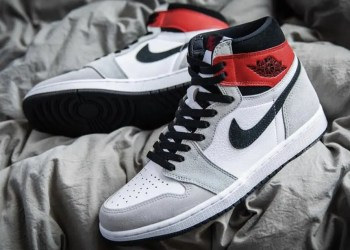 "La Air Jordan 1 High OG ""Light Smoke Grey"" débarque!"